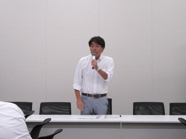 尾崎大介 東京都議会議員