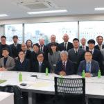 韓国税務士訪日団がティグレ本社を訪問