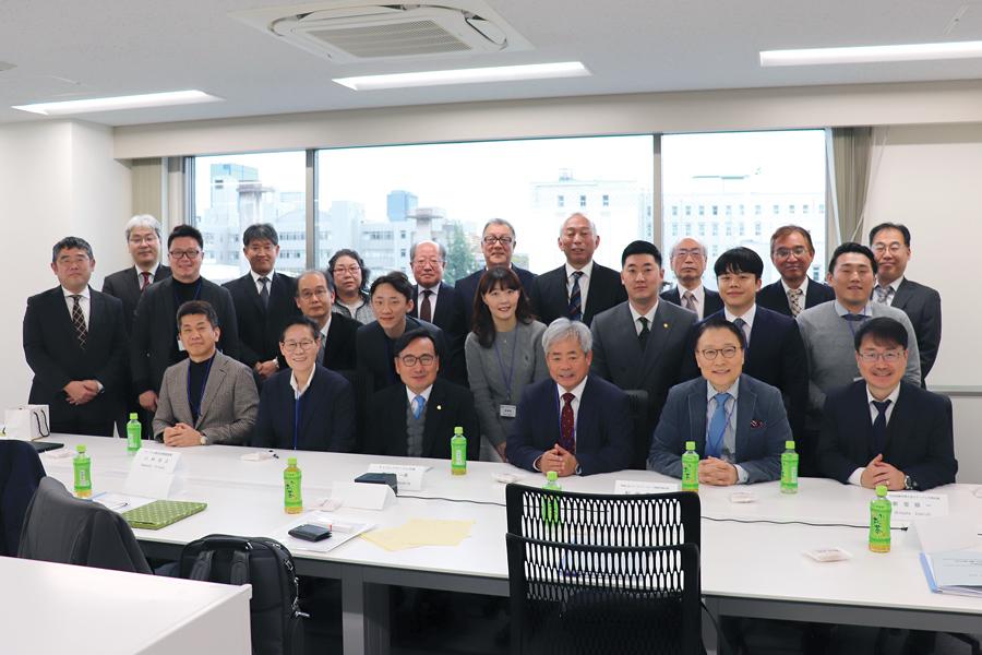 韓国税務士訪日団